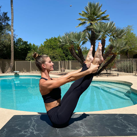 Rebecca Beckler and The Suspension Method Pebbles Pilates