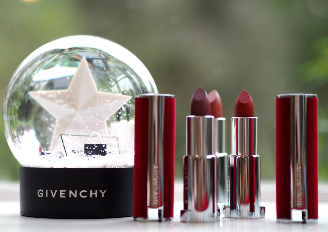 Givenchy Le Rouge Deep Velvet