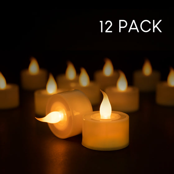 Classic Ivory Tealights