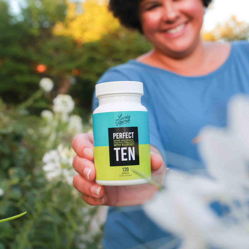 Perfect Ten – Lively Vitamin Co.