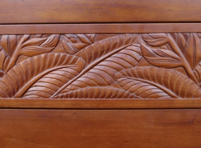 Bora Bora Carved
