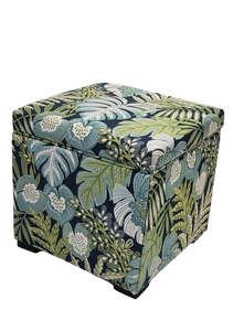 Cube Storage Ottoman - Additional Patterns Available