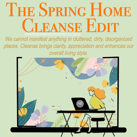 The Spring Home Cleanse Edit