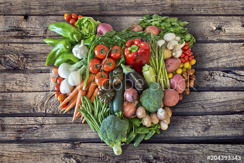 vegetables fruits fasting natural cleanse