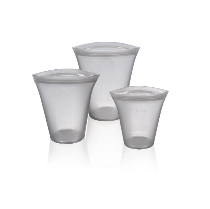 Silicon Sealed Cups
