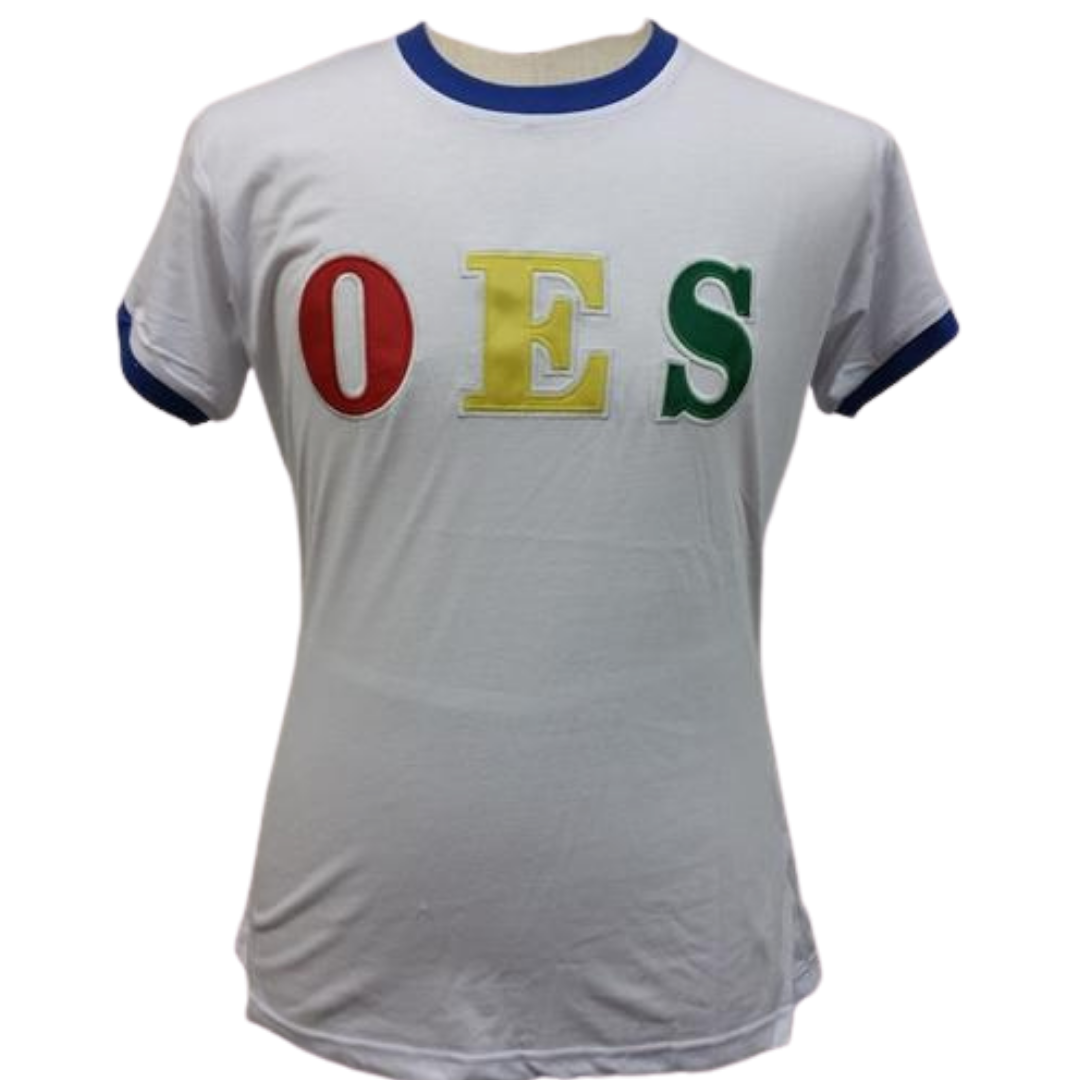 OES Ringer Tee Shirt