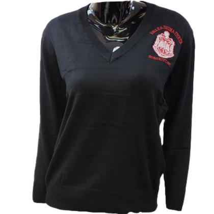 Delta Classic Pull Over Sweater