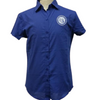 Zeta Button Collar Shirt