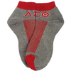Delta Ankle Socks - One Size Fits All