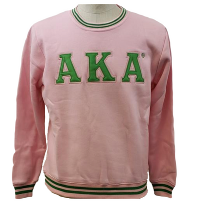 AKA Crew Neck Sweatshirt