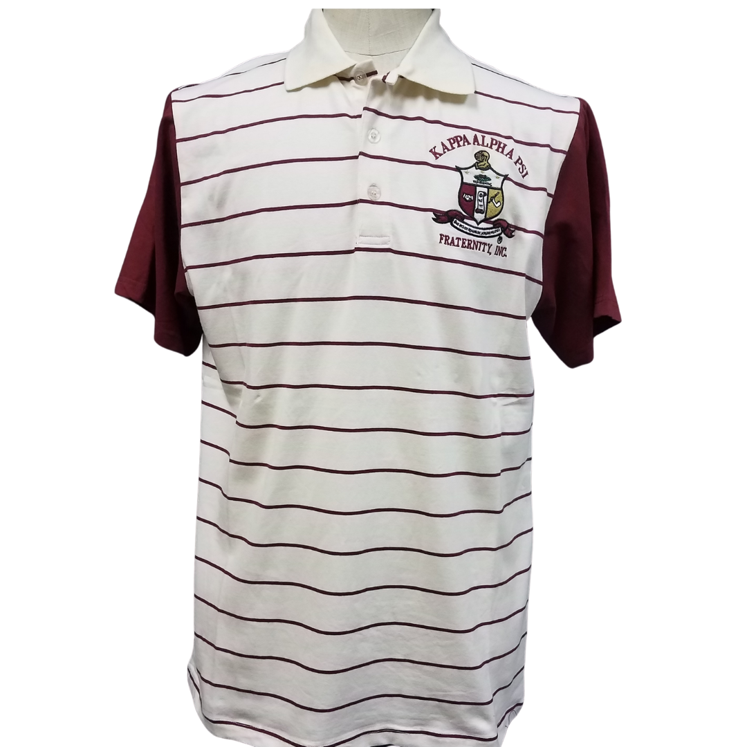 Kappa Striped Polo