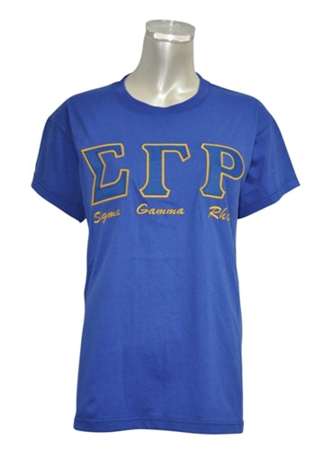 SGRho T-Shirt Short Sleeve
