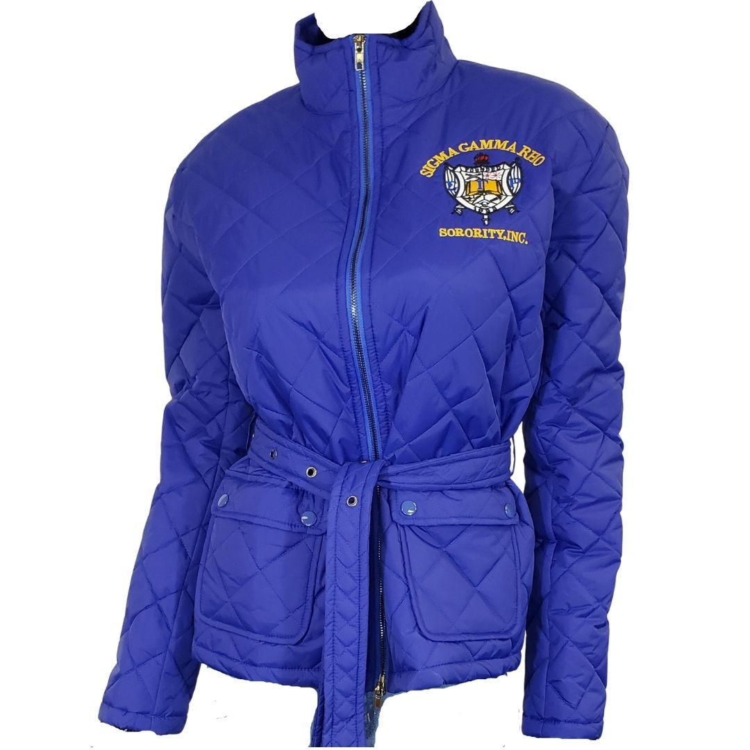 SGRHO Quilt Riding Jacket