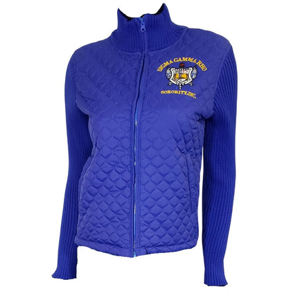 SGRHO Sweater Jacket