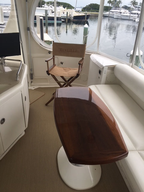 Can't find your boat carpet pattern anywhere? Matworks has the answer: