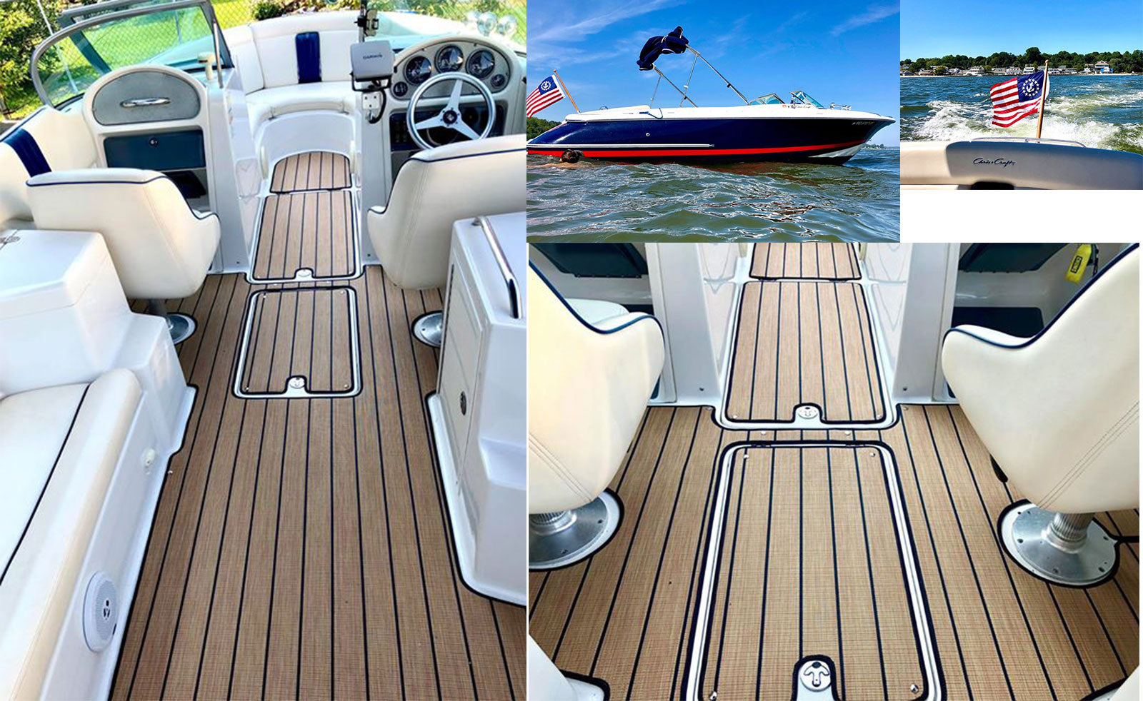 Matworks is expanding our marine luxury vinyl flooring choices