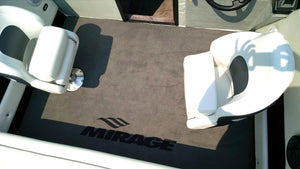 Glued Down Carpet on your Boat-No Problem!