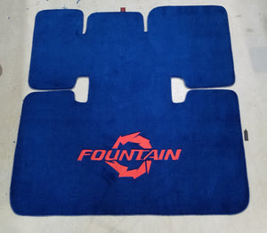 1991-1996  Fountain Fever 38 Snap in Boat Carpet