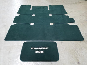 1996 Powerquest Vyper 340 Snap in Boat Carpet