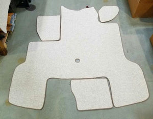 1998-1999 Maxum 2300 SC Snap in Boat Carpet