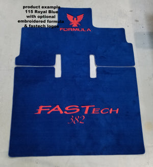 1997-2004 Formula 382 Fastech Snap in Boat Carpet