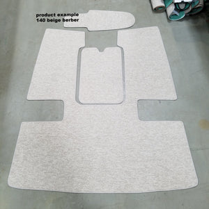 2001-2004 Larson 190 LXI Snap in Boat Carpet