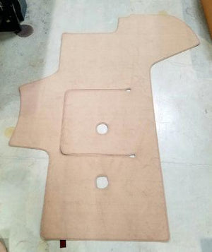 2005-2006 Formula 48 Yacht Snap in Boat Carpet
