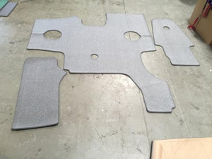 2006-2010 Formula 240 BR Snap in Boat Carpet