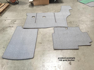 2002-2015 Formula 34 PC Snap in Boat Carpet