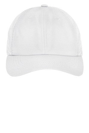Perforated Cap