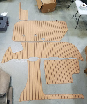 Chaparral 280 Signature Snap in Boat Carpet