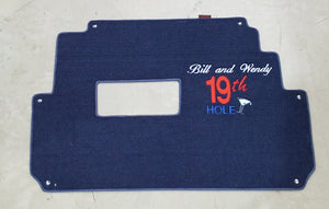 Club Car Golf Cart Mat