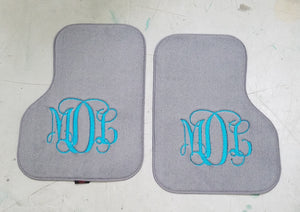 Front Wheel Drive Auto Mats