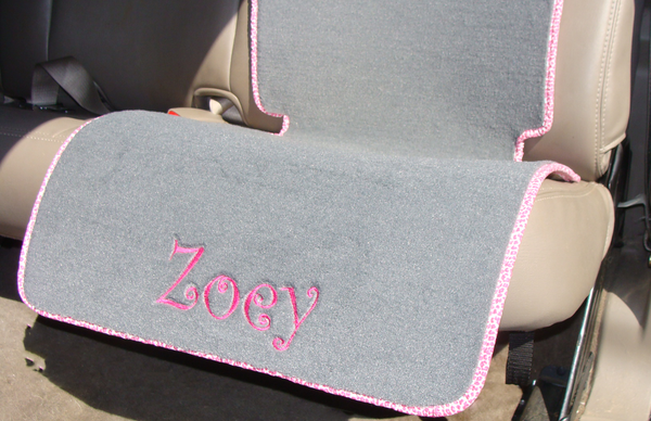 Auto Seat Protector For Child Baby Seat Full Length