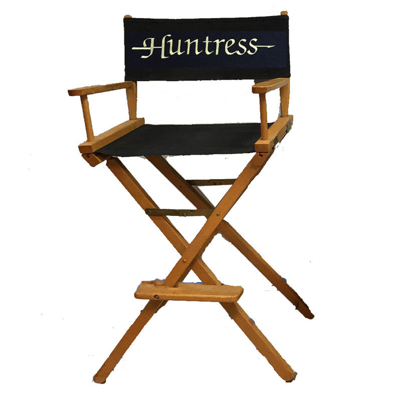 Stupendous Custom Directors Chair Tall Bar Height Onthecornerstone Fun Painted Chair Ideas Images Onthecornerstoneorg