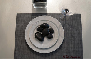"13""x18"" Dining Place Mats- Set of 4"