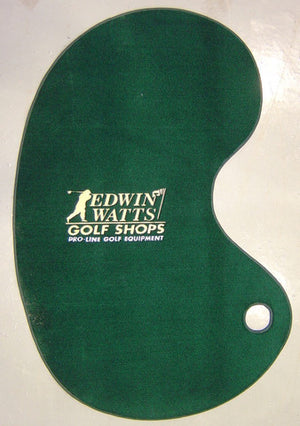 Personalized Putting Green Mat 2x3