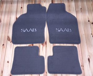 Factory-Style Car Mats