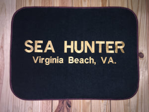 "18"" X 24"" Marine Dock and Deck Mat w/Binding"