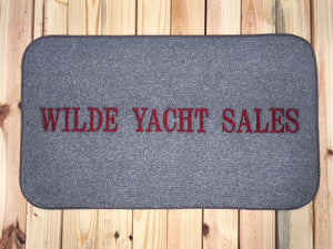"20"" X 36"" Marine, Dock and Deck Mats w/Binding"