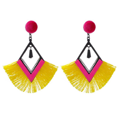 Deandra Earrings - Privileged