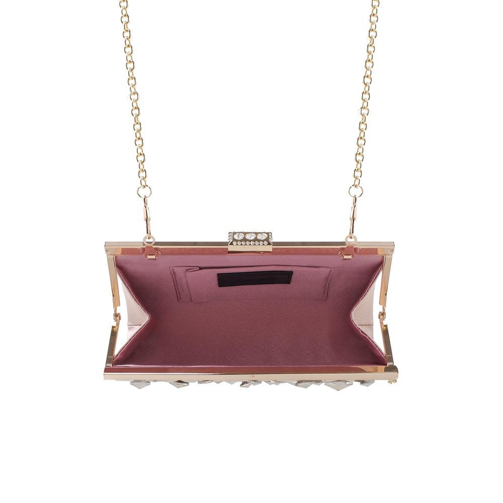 Diamonte Clutch - Privileged