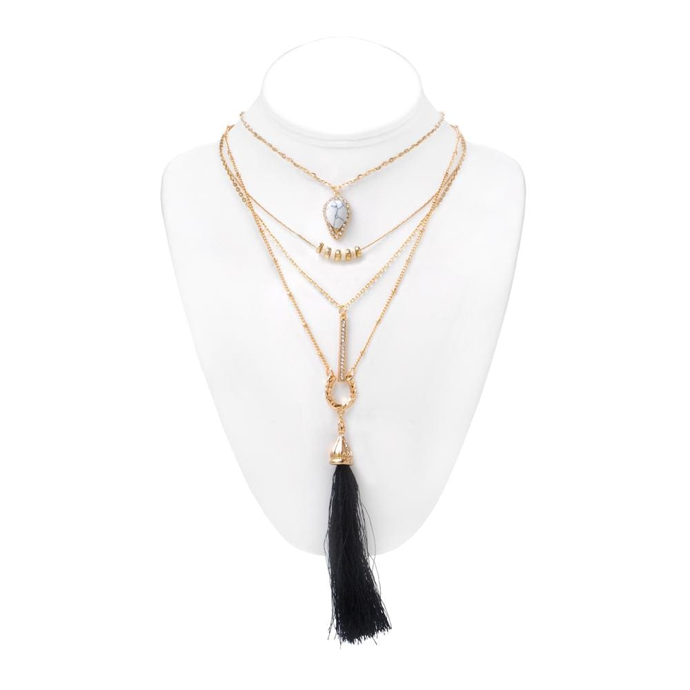 Josephina Necklace - Privileged