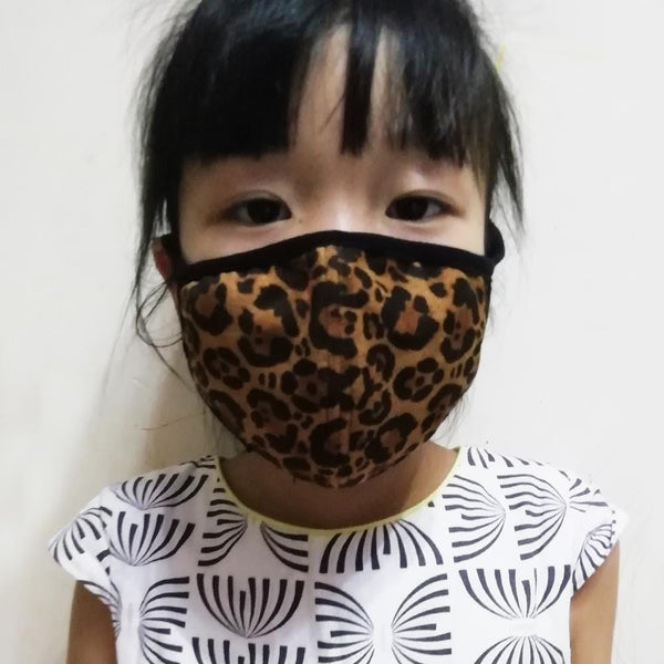 Kids Fashion Mask 126K - Privileged