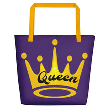 Load image into Gallery viewer, Queen Beach Bag