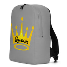 Load image into Gallery viewer, Queen Minimalist Backpack