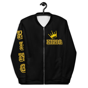 King Unisex Bomber Jacket