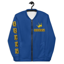 Load image into Gallery viewer, Queen Unisex Bomber Jacket