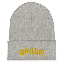 Load image into Gallery viewer, King Cuffed Beanie