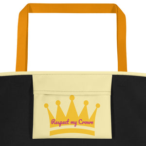 Queen Beach Bag